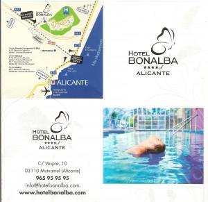 Hotel Bonalba 1