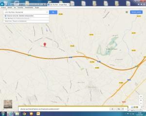 mapa sede club Mutxamel